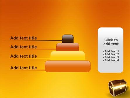Treasure PowerPoint Template Slide 8