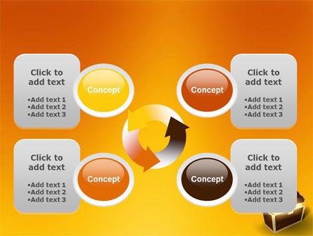 Treasure PowerPoint Template Slide 9