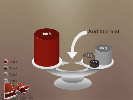 Red Roof Cottage PowerPoint Template Slide 10