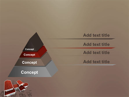 Red Roof Cottage PowerPoint Template Slide 12