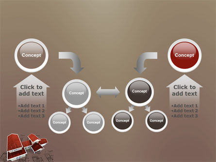 Red Roof Cottage PowerPoint Template Slide 19