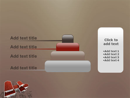 Red Roof Cottage PowerPoint Template Slide 8