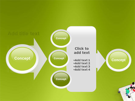 Queue PowerPoint Template Slide 17