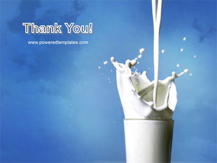 Glass Of Milk PowerPoint Template Slide 20