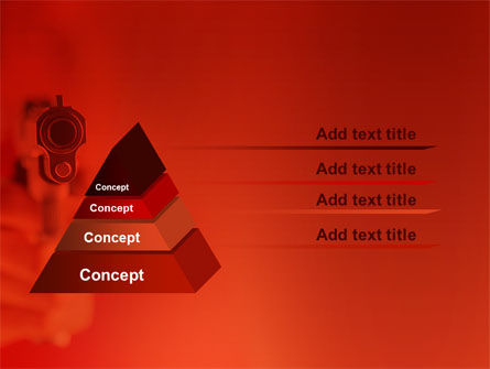 Fire Arms PowerPoint Template Slide 12