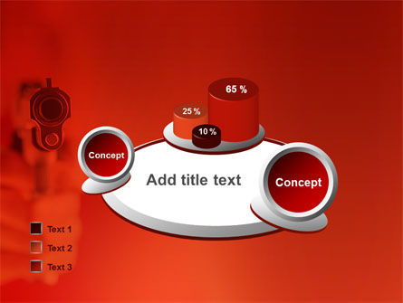 Fire Arms PowerPoint Template Slide 16