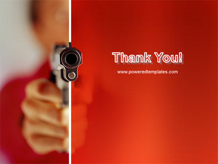 Fire Arms PowerPoint Template Slide 20