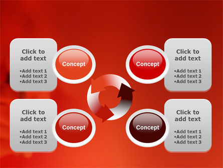 Fire Arms PowerPoint Template Slide 9