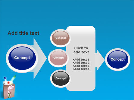Balloon Box PowerPoint Template Slide 17