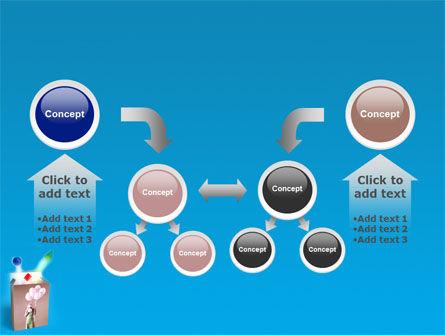 Balloon Box PowerPoint Template Slide 19