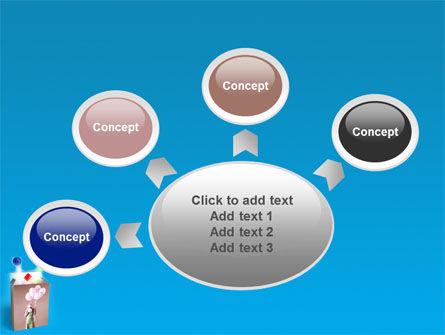 Balloon Box PowerPoint Template Slide 7