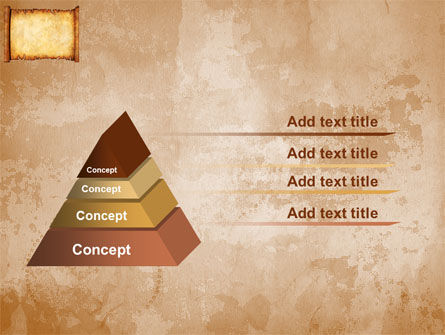 Scroll PowerPoint Template Slide 12