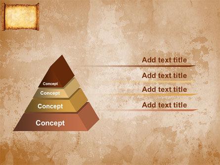 Scroll PowerPoint Template Slide 12