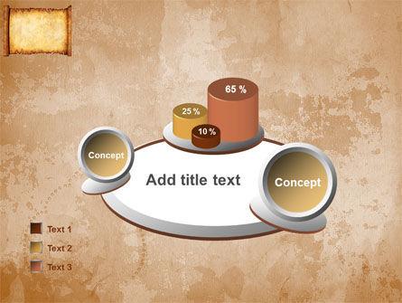Scroll PowerPoint Template Slide 16