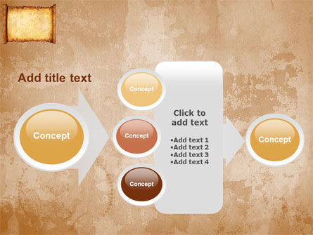 Scroll PowerPoint Template Slide 17