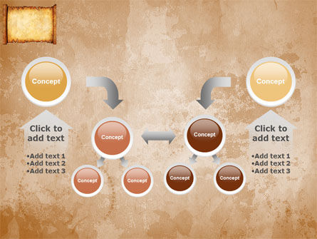 Scroll PowerPoint Template Slide 19
