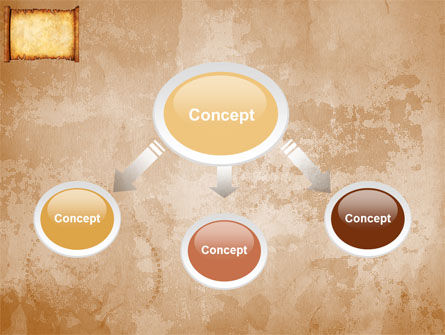 Scroll PowerPoint Template Slide 4