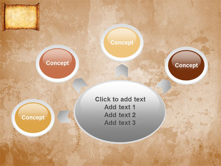 Scroll PowerPoint Template Slide 7