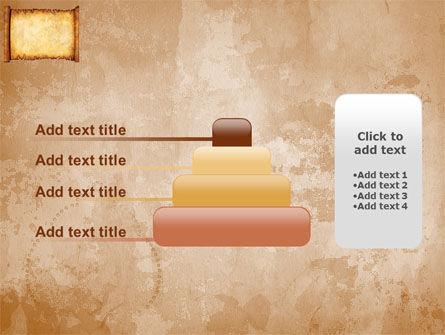 Scroll PowerPoint Template Slide 8