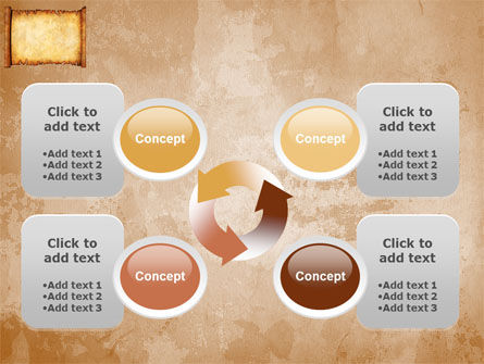 Scroll PowerPoint Template Slide 9