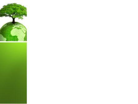 Yggdrasill PowerPoint Template, Slide 3, 03382, Nature & Environment — PoweredTemplate.com