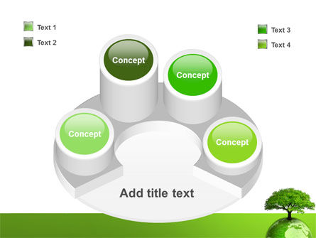 Yggdrasill PowerPoint Template Slide 12