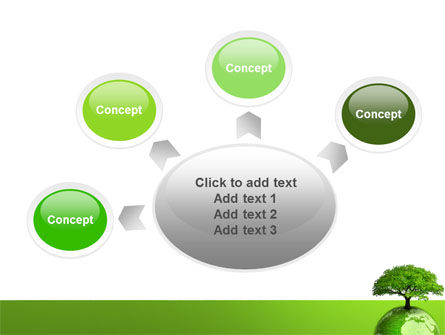 Yggdrasill PowerPoint Template Slide 7