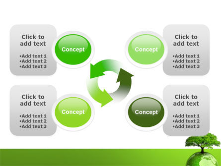 Yggdrasill PowerPoint Template Slide 9