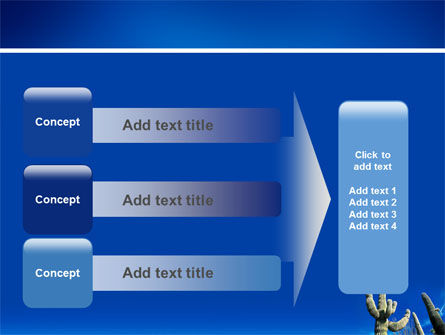 Desert Cactus PowerPoint Template Slide 12