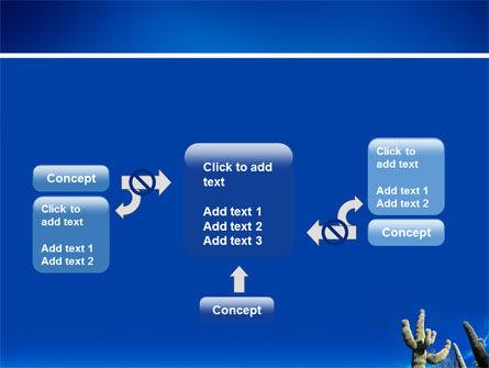 Desert Cactus PowerPoint Template Slide 13