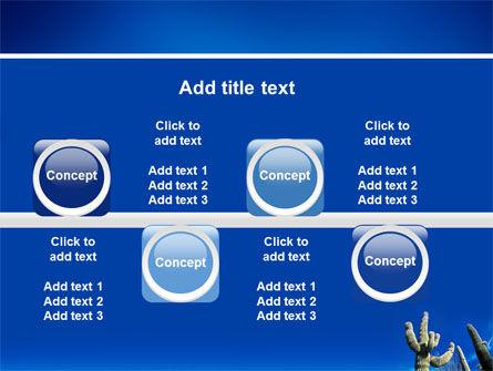 Desert Cactus PowerPoint Template Slide 19