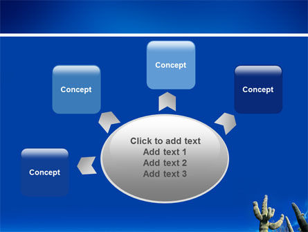 Desert Cactus PowerPoint Template Slide 7