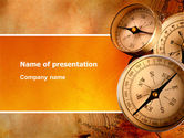 Careers/Industry: Quest PowerPoint Template #03384
