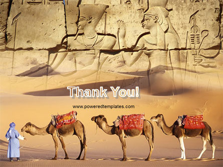 Pharaoh PowerPoint Template Slide 20