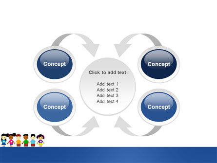 Childhood PowerPoint Template Slide 6