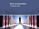 Business Concepts: Modello PowerPoint - Prospettiva #03395