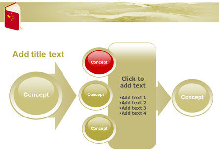 Learning Chinese PowerPoint Template Slide 17