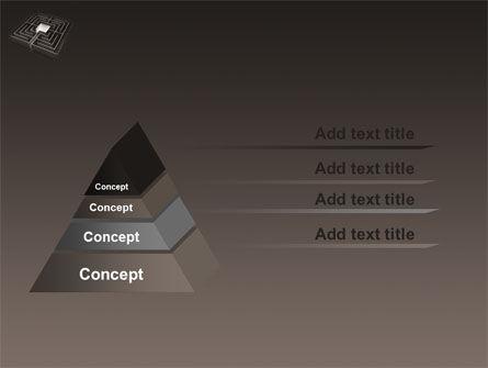 Maze PowerPoint Template Slide 12