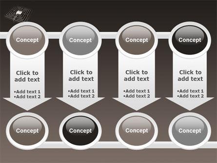 Maze PowerPoint Template Slide 18