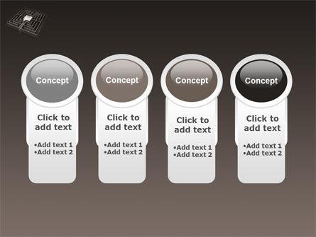 Maze PowerPoint Template Slide 5