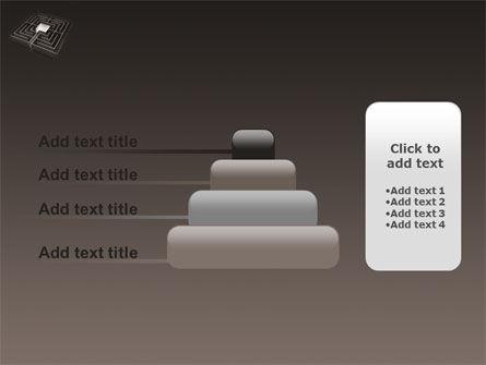 Maze PowerPoint Template Slide 8