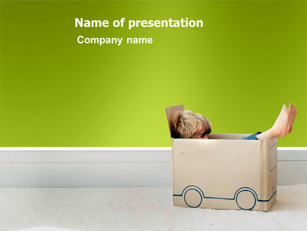 Creativity PowerPoint Template