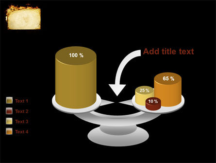 Fire Board PowerPoint Template Slide 10