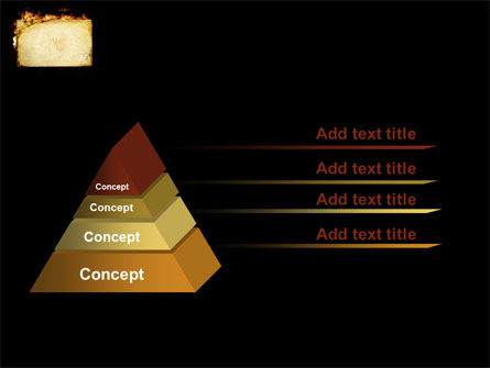 Fire Board PowerPoint Template Slide 12
