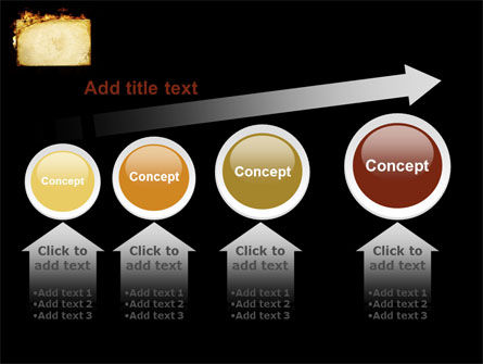 Fire Board PowerPoint Template Slide 13