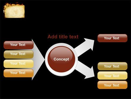 Fire Board PowerPoint Template Slide 14