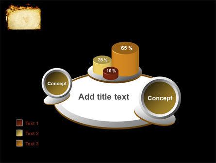 Fire Board PowerPoint Template Slide 16