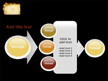 Fire Board PowerPoint Template Slide 17
