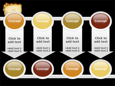 Fire Board PowerPoint Template Slide 18