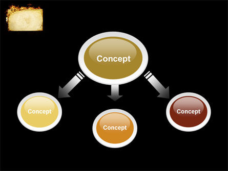 Fire Board PowerPoint Template Slide 4
